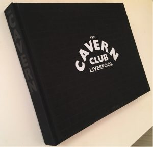 Cavern Book side