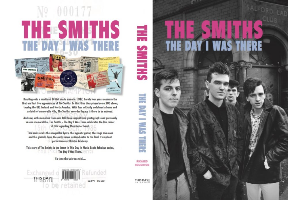 The Smiths The Day I Was There