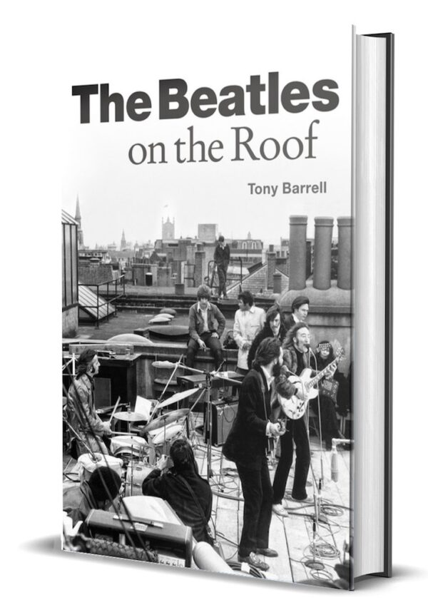 Beatles on the Roof Book