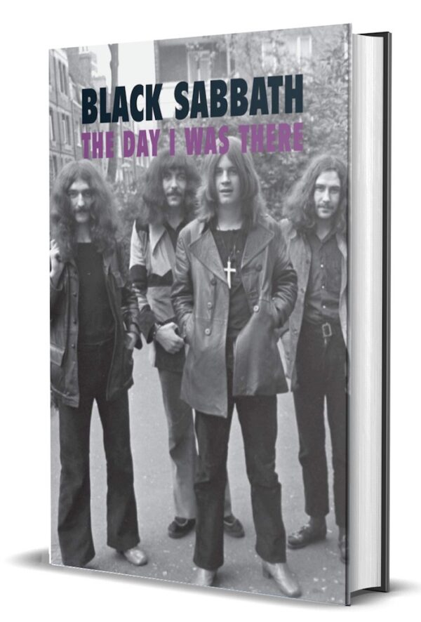Black Sabbath The Day I Was There