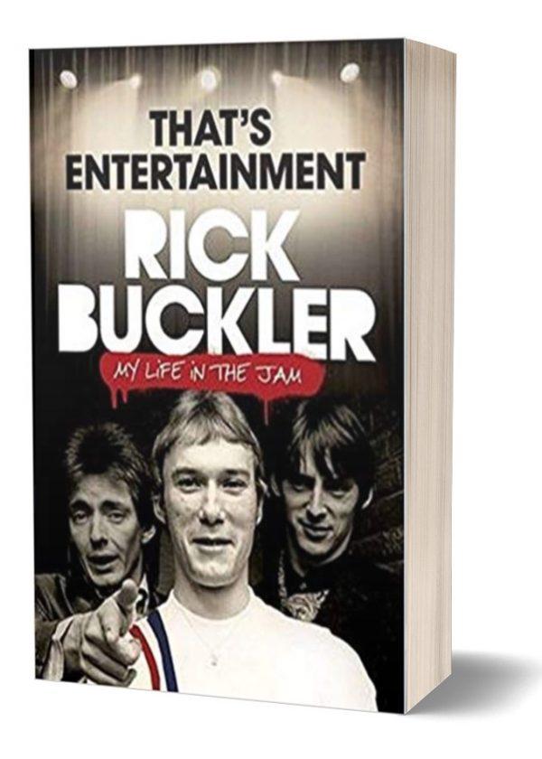 Rick Buckler book