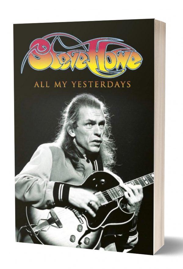 Steve Howe Book