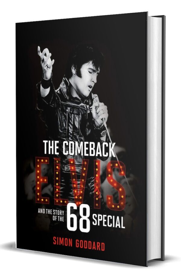 The Comback Special Elvis Book