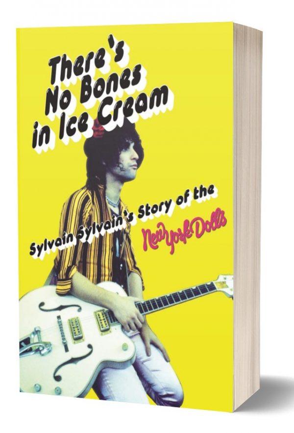 There's No Bones in Ice cream book