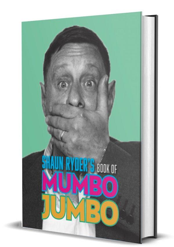 Shaun Ryder Mumbo Jumbo Book