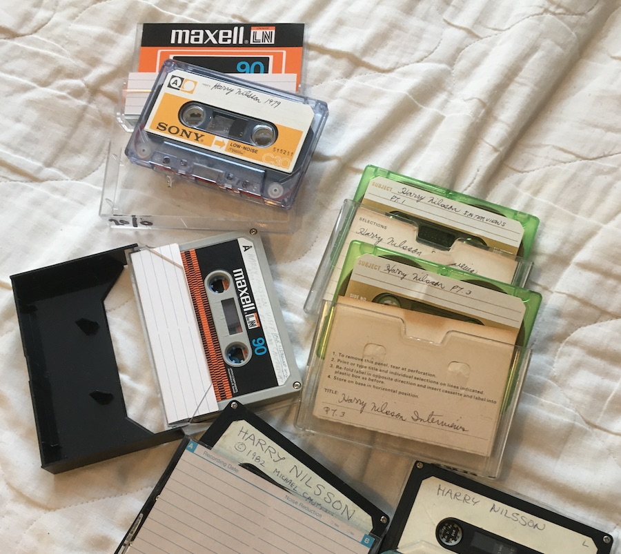 Harry & Me Tapes